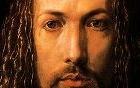 Detail of Albrecht Durer portrait