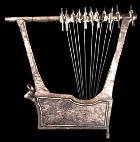 Sumerican lyre
