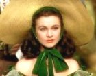 Scarlett O'Hara in 'Gone with the Wind'