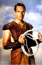 Charlton Heston in 'Ben Hur'