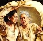 Ruth and Naomi, by Sandy Freckleton Gagan, detail