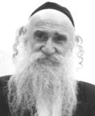 An old Jewish man